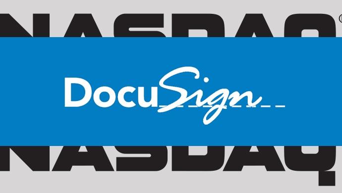 DocuSign Starts Trading on NASDAQ | asset tv