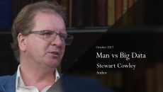 Man vs. Big Data | Book Club