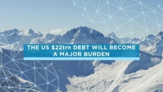 Will the US' $22 trillion debt become a major burden?