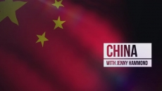 China with Jenny Hammond