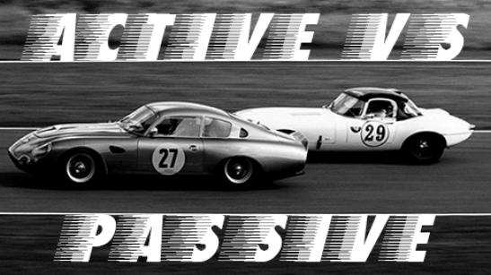 Active vs Passive Playlist