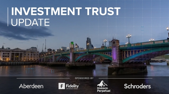 Investment Trust Update | 28th July