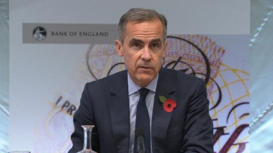 Bank of England Inflation Report | November...