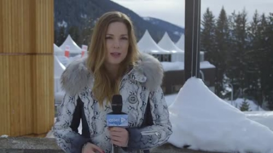 Tech talk roundup from Davos