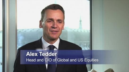 Schroders 60 Seconds with Alex Tedder