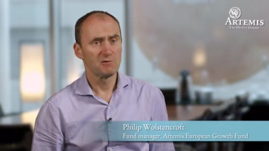 European equities: Positioned as a...