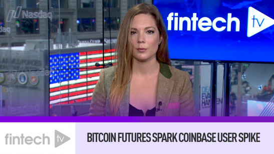 Bitcoin Futures Spark Coinbase User Spike