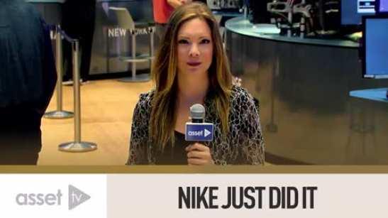 Nike Just Did It