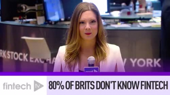 80% of Brits Don't Know Fintech