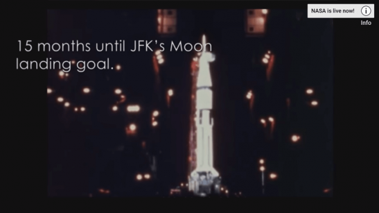 Apollo 50th: First Crew Launches on Apollo 7