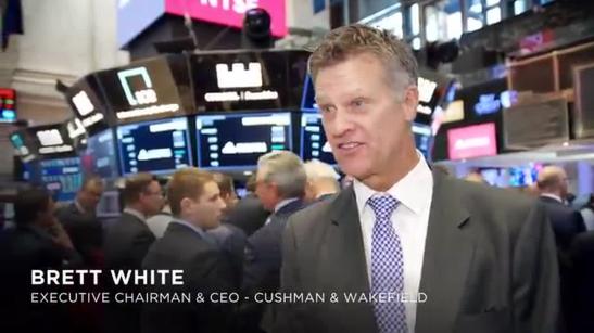 Cushman & Wakefield IPO
