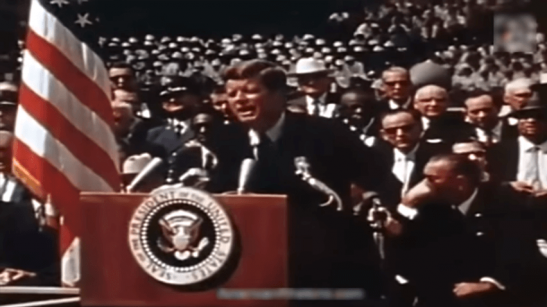 JFK Moon Speech