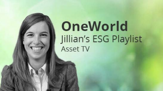 Jillian's ESG Playlist